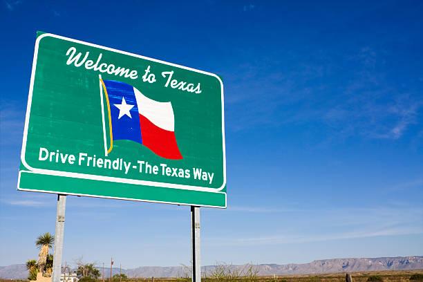 Willkommen in Texas – Foto