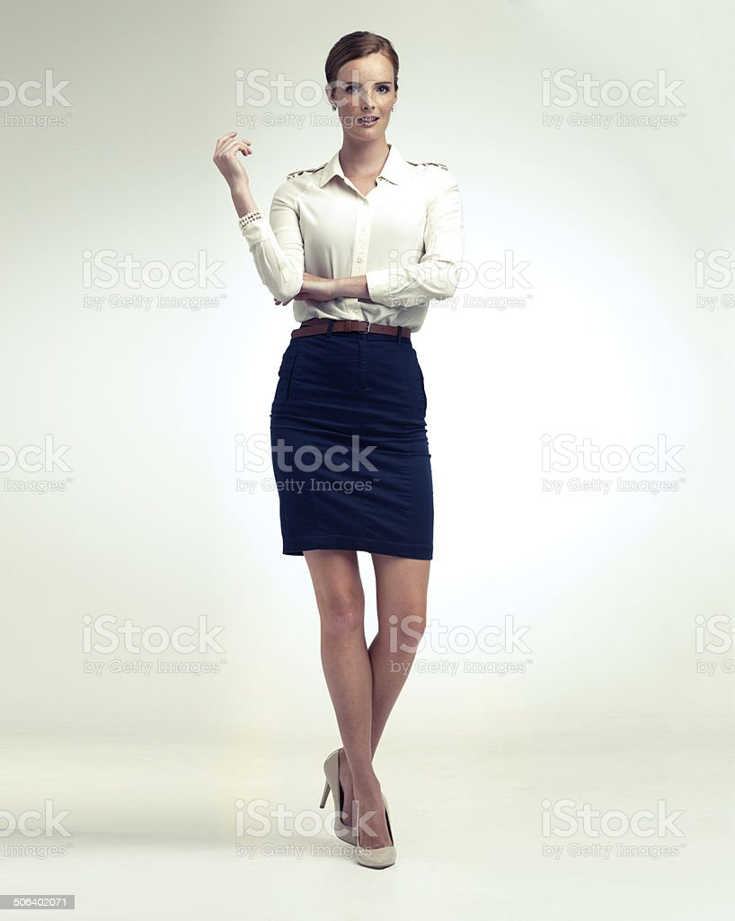 Welcome to the 50s stock photo