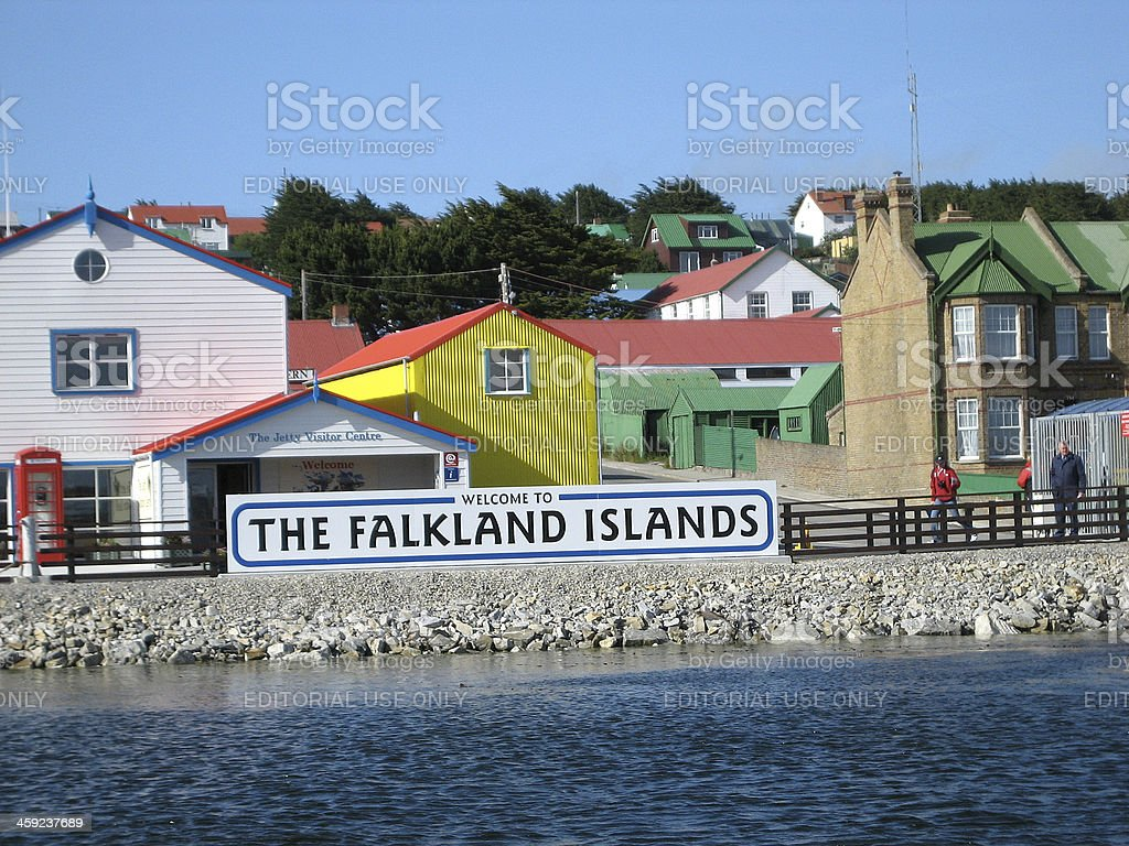 Welcome to the Falkland Islands​​​ foto