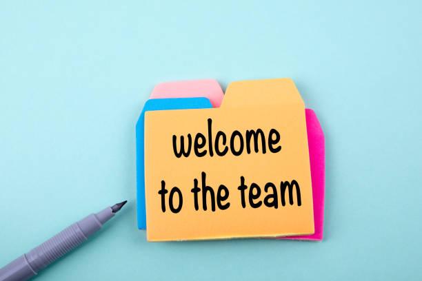 Herzlich Willkommen im team – Foto