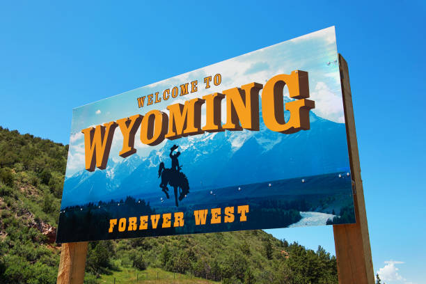 Welcome to wyoming sign picture id953779010?b=1&k=6&m=953779010&s=612x612&w=0&h=t gqbnnaxpapk8y 9rcedxwj79jtow eqlbgt9 y7m4=