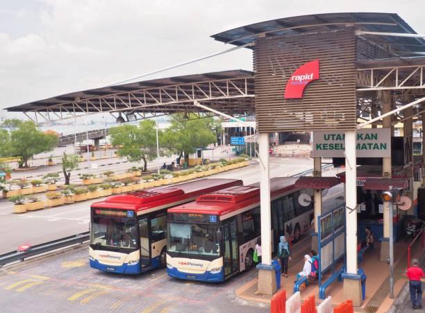 kaynak quay feribot ve otobüs terminali - sefer tarifesi stok fotoğraflar ve resimler