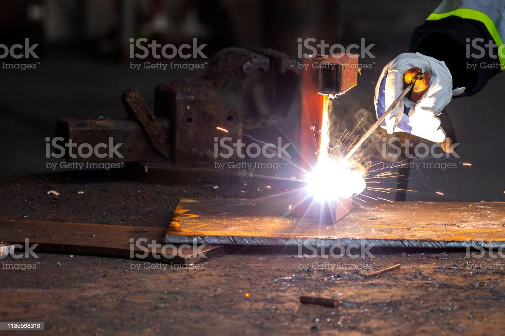 Welding is a manufacturing method used to combine materials with one...