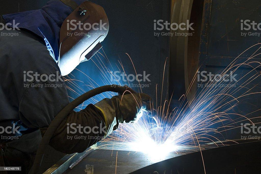 Industry welder.