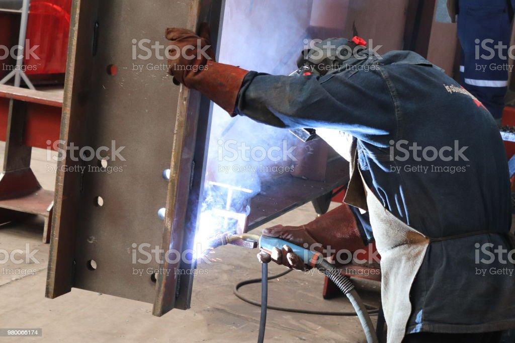 welding and welder