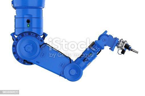 istock welding robotic arm or robot hand 960666820