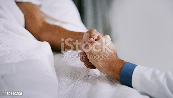 910835792istockphoto We'll be here during your road to recovery 1162110206