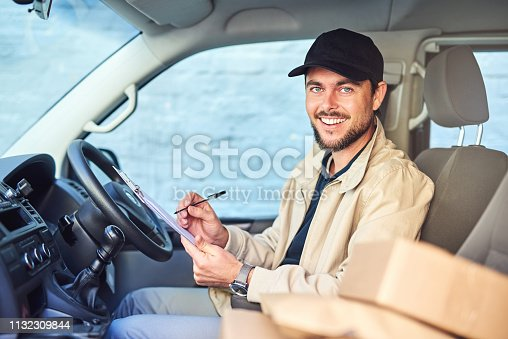 635967404 istock photo We'll deliver, no matter what 1132309844