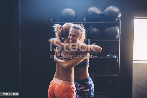 istock Well done girl 598682804