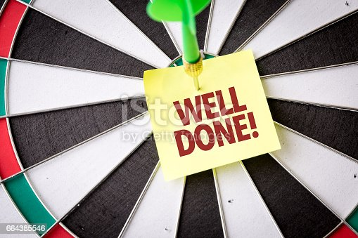 815703312 istock photo Well Done 664385546