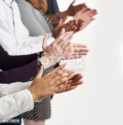 istock Well done! 883776376