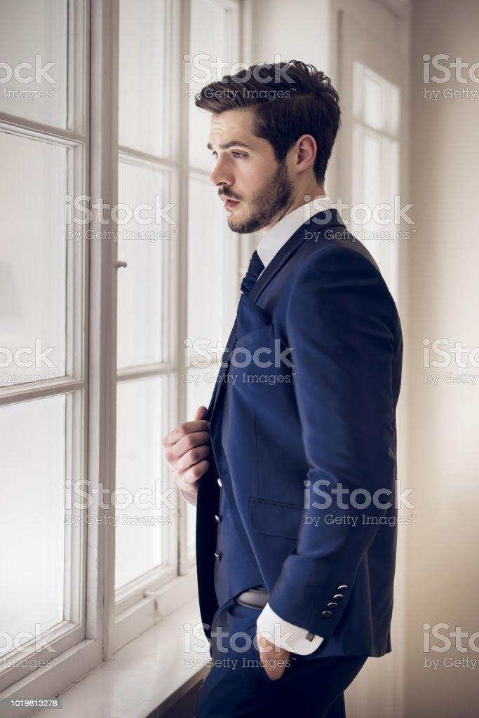 Hombre Bien Vestido Foto De Stock Y Más Banco De Imágenes De