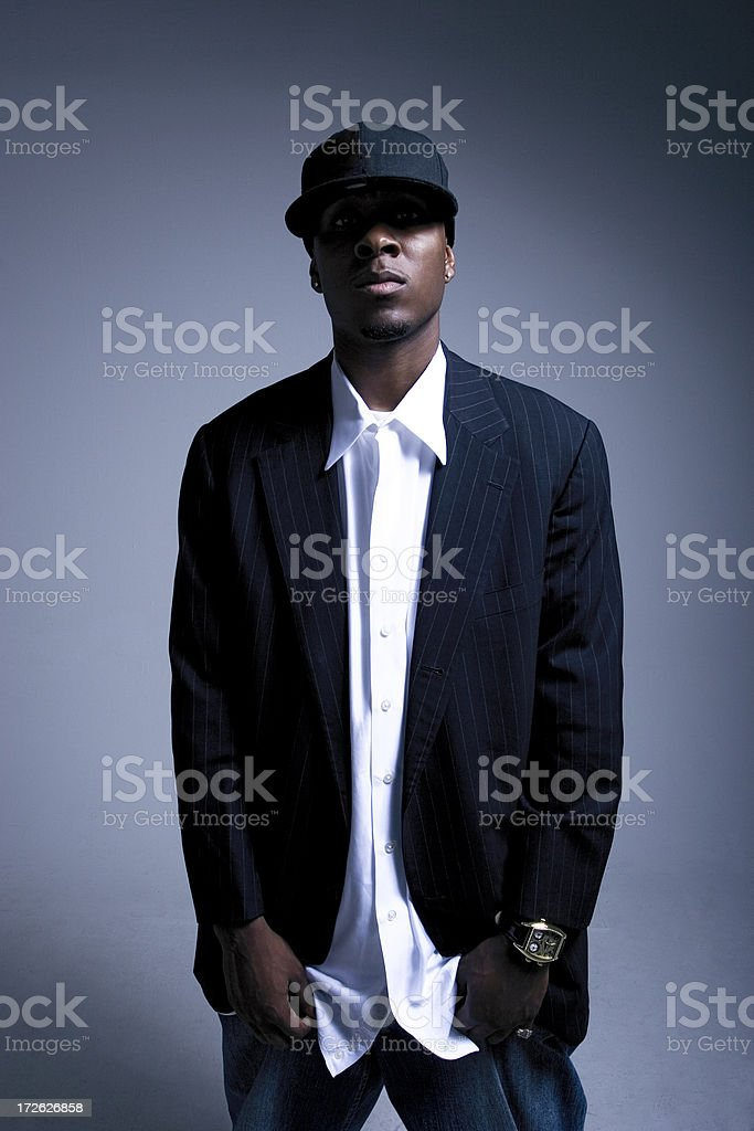 Well Dressed stock photo
