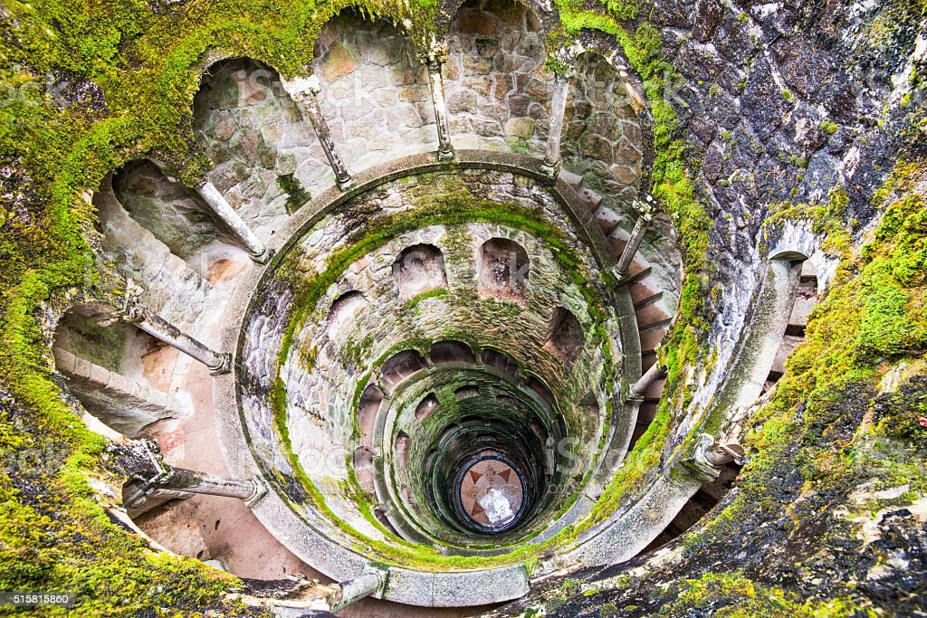 Well in Sintra