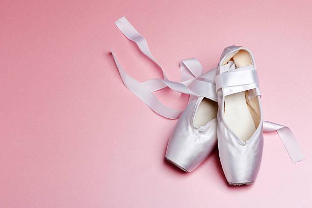 Wir liebten Ballett pointe Schuhe. – Foto