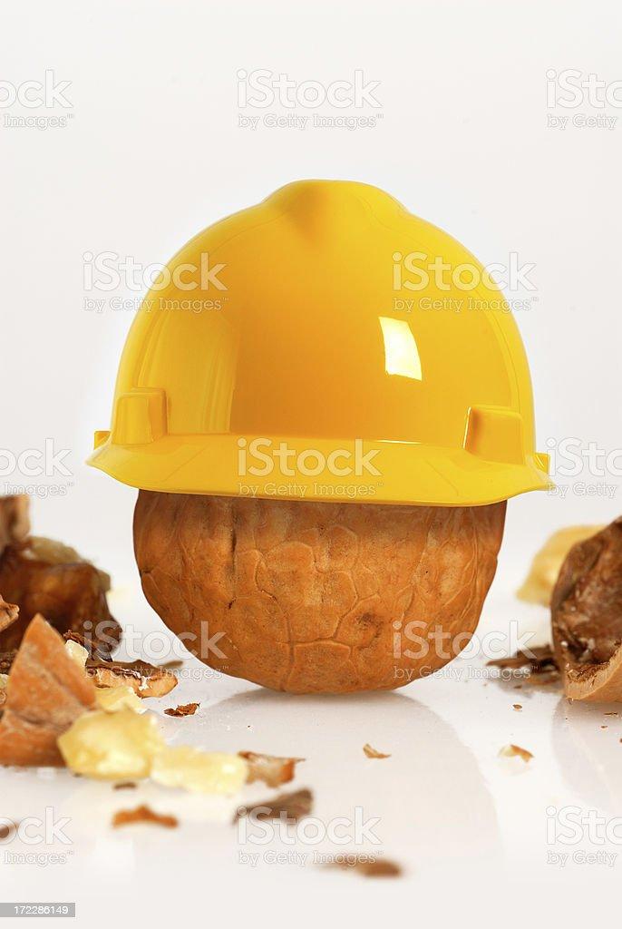 Gut geschützt walnut – Foto