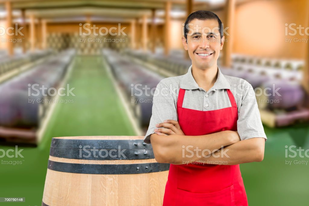 wellcome to my wine cellar stock photo