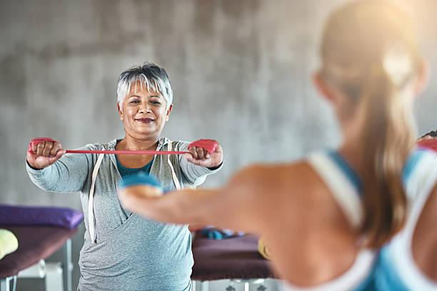 Wellness is ageless – Foto
