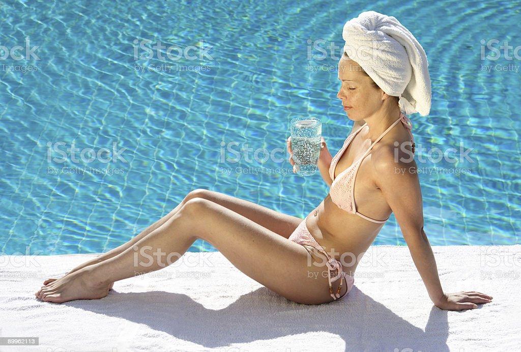 wellness royalty-free stock photo