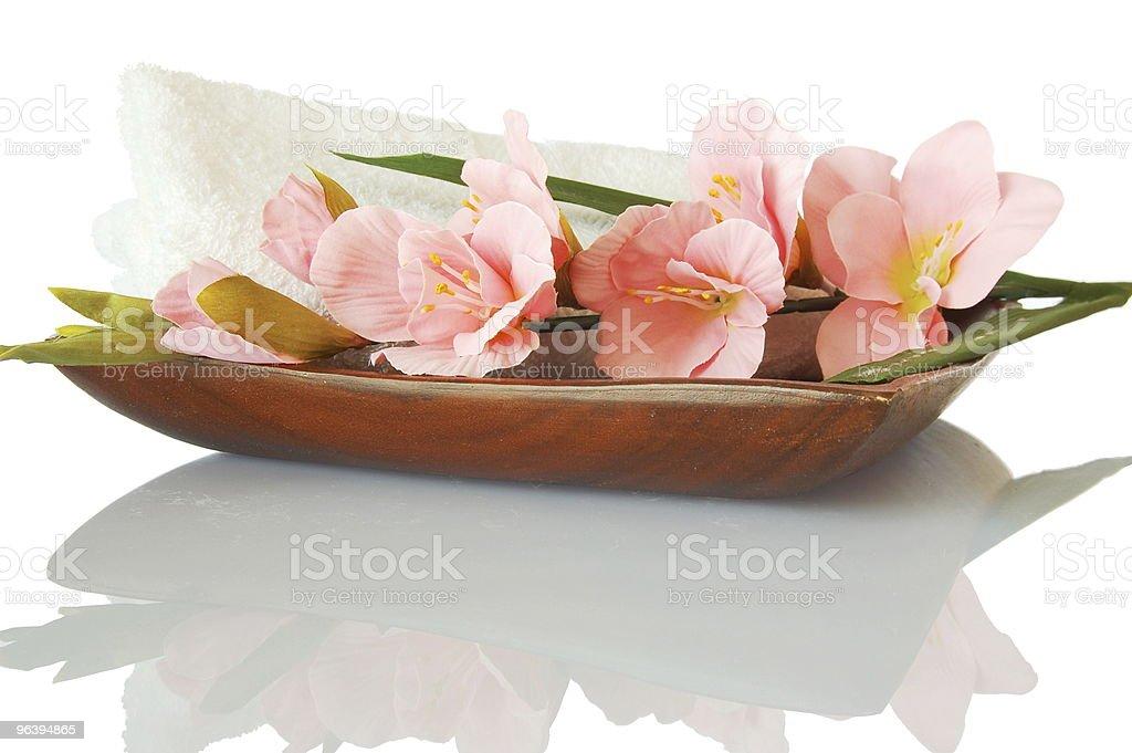wellness - Royalty-free Body Care Stock Photo
