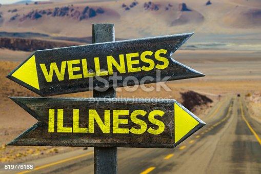 istock Wellness x Illness 819776168