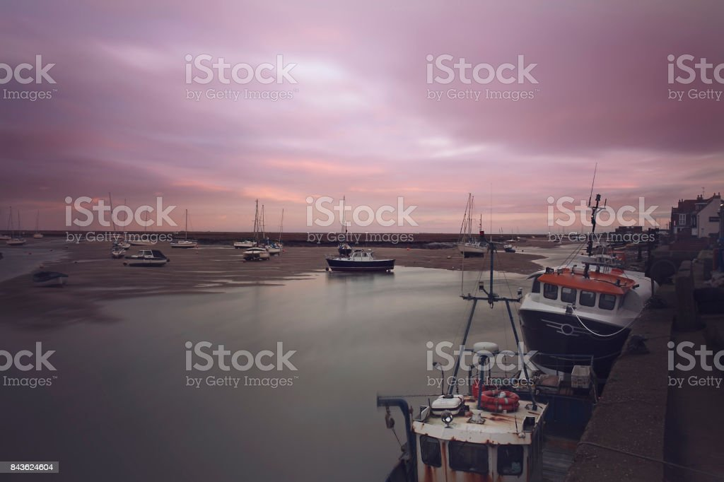 Wells Landscapes stock photo
