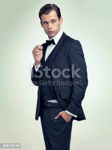 istock Well-tailored suits is to women what lingerie is to men 506428783