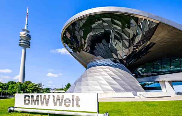 BMW Welt munich – Foto