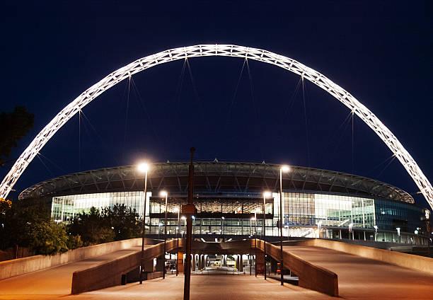 Wembley-Stadion, London – Foto