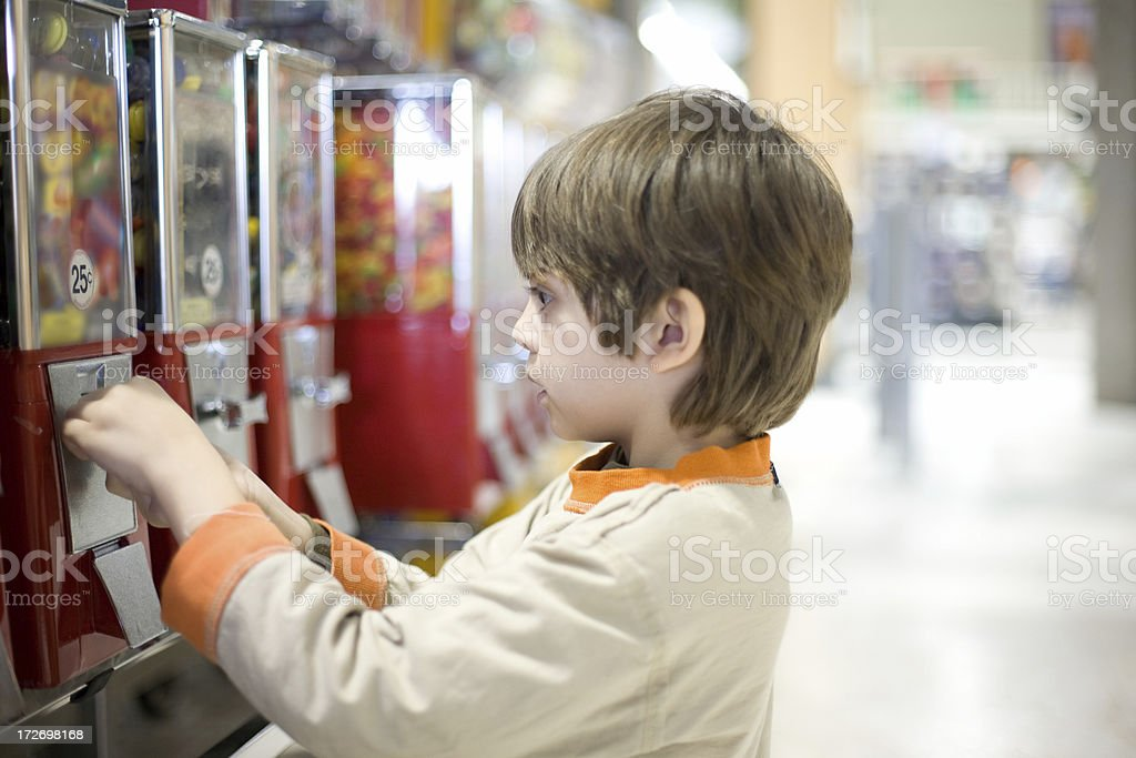 Wending Machine stock photo