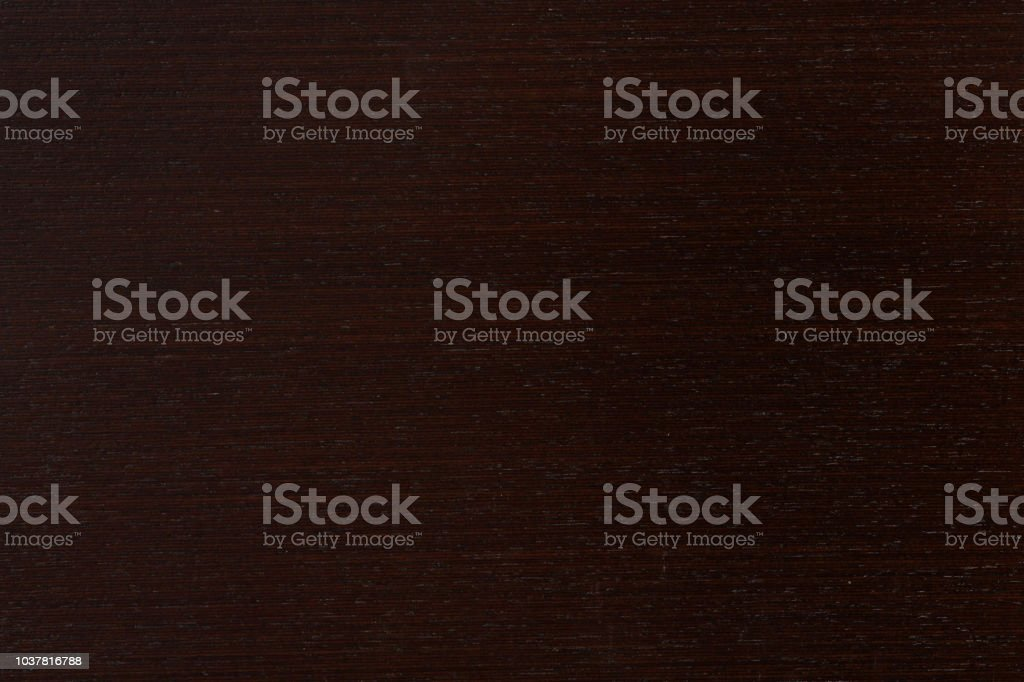 Wenge design texture of wood background closeup. stock photo