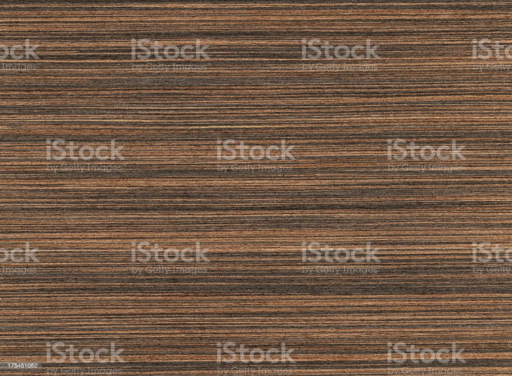 Wenge wood background stock photo
