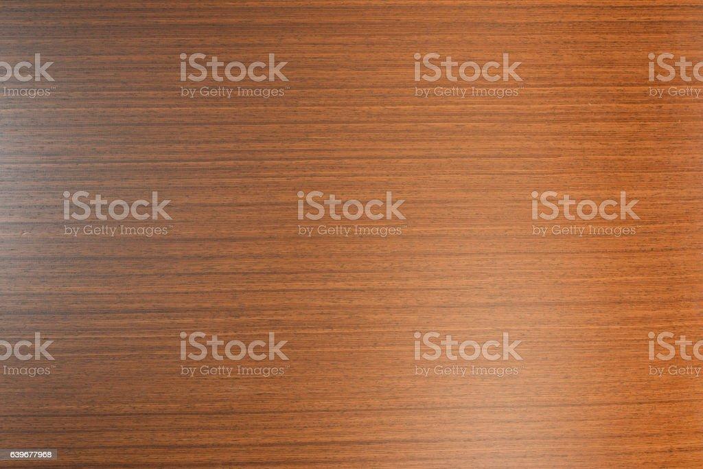 Wenge wood texture stock photo