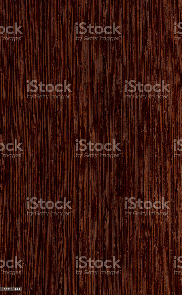 Wenge - Wood Texture Series stock photo