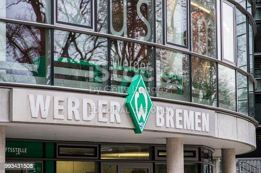 istock SV Werder Bremen 993431508
