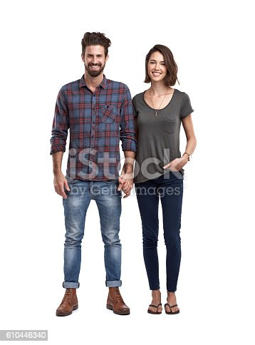 istock We're a couple of naturals 610446340