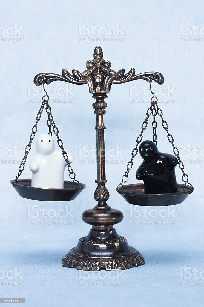 we're all same under the law equality royalty-free stock photo