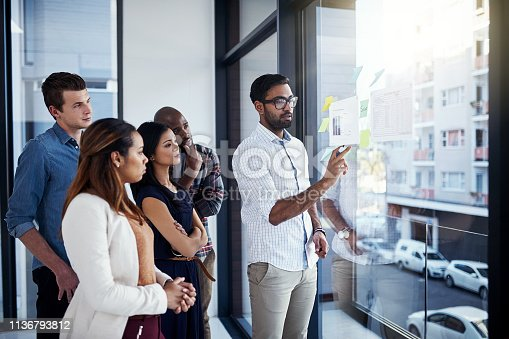 496441730istockphoto We're always coming up with new ideas 1136793812
