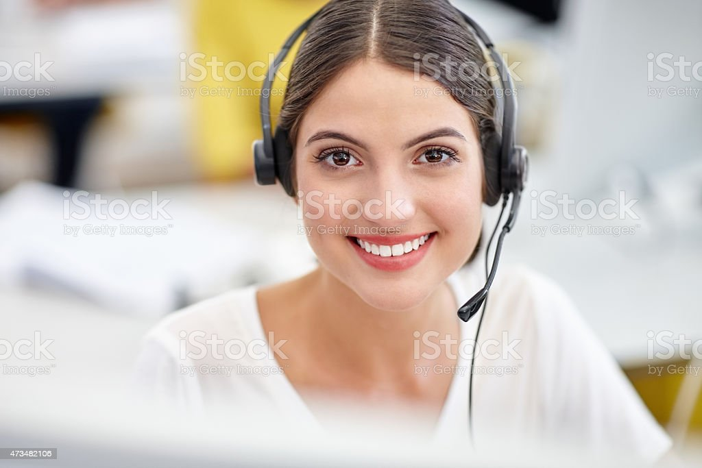 We're available 24/7 stock photo