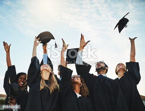 istock We're free to live our dreams 858465252