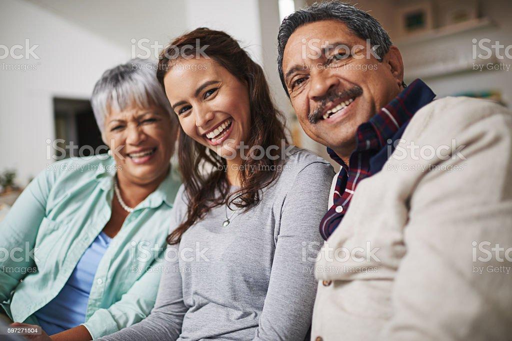 Nous sommes plus beau quand nous sommes ensemble, photo libre de droits