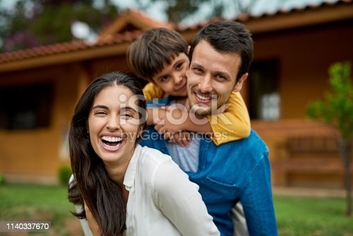 istock We're having the best of times outdoors 1140337670