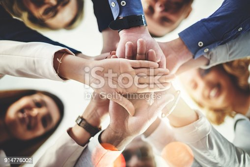 istock We're here to always motivate each other 914776002