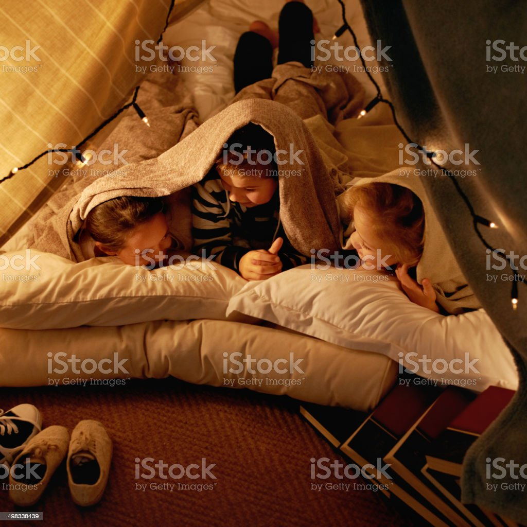 We're never going to sleep stock photo