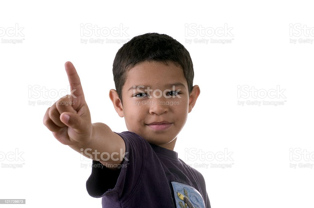 We're number one! royalty-free stock photo