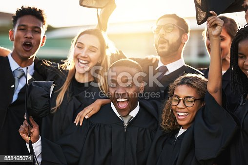 istock We're ready to get out there 858465074