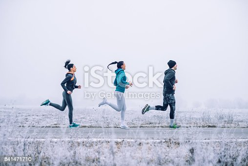 istock We're serious about staying in shape 841471710