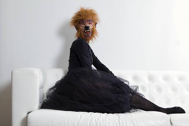 werewolf woman tutu - Photo