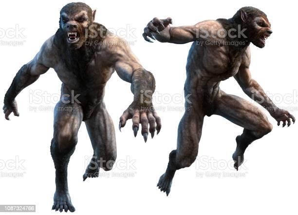 Werewolves 3d illustration picture id1087324766?b=1&k=6&m=1087324766&s=612x612&h=7ctnqdegptuqljzbkiqw5xulnmzygvlfqhbalcjt2ce=