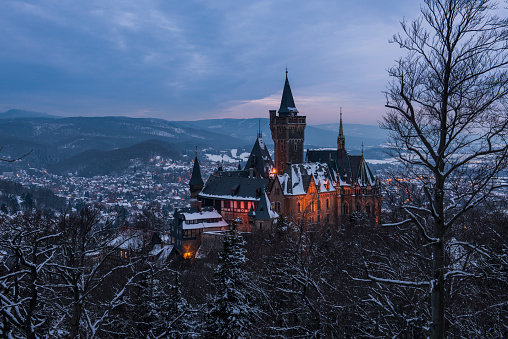Wernigerode and Castle